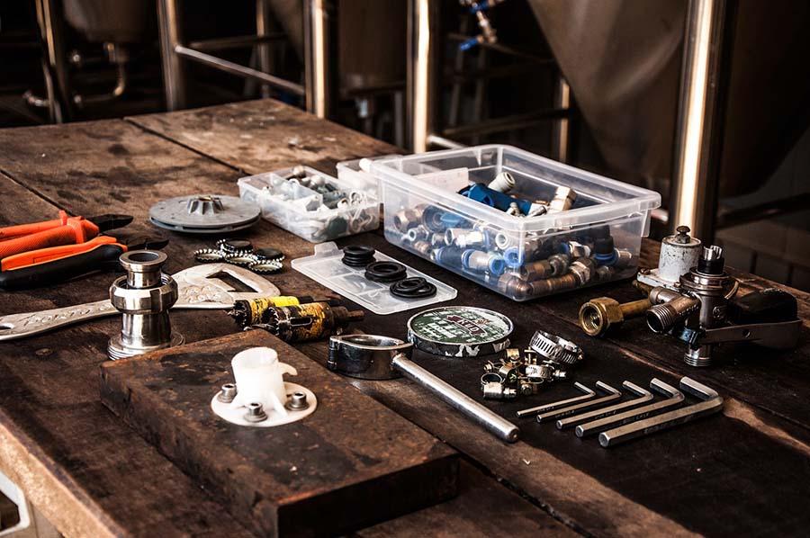 VVS-verktyg